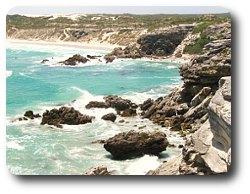 Walker Bay coastline