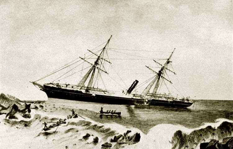 RMS Celt 1875